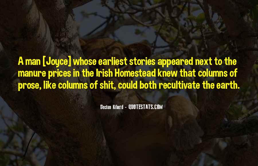 James Joyce Ulysses Quotes #270056