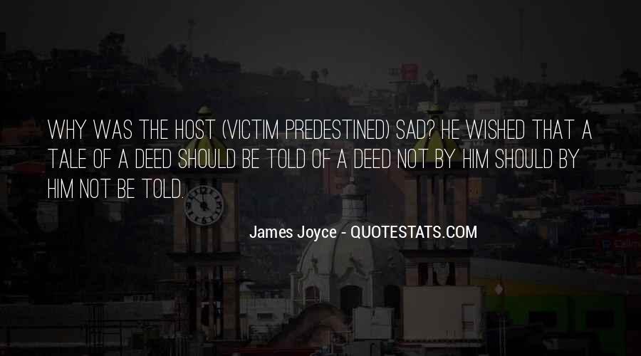 James Joyce Ulysses Quotes #515857