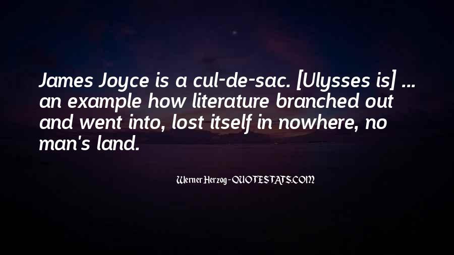 James Joyce Ulysses Quotes #771157