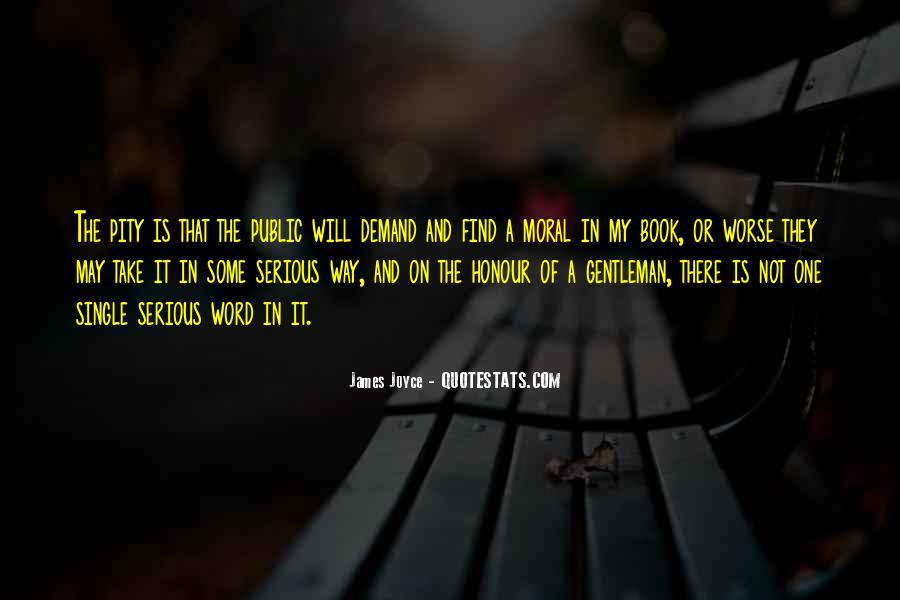 James Joyce Ulysses Quotes #795076