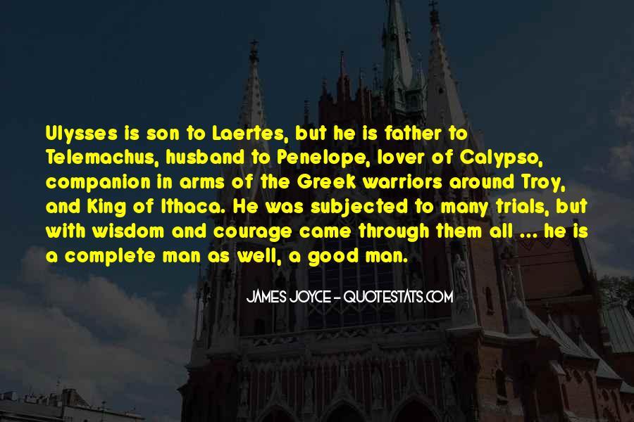 James Joyce Ulysses Quotes #811292