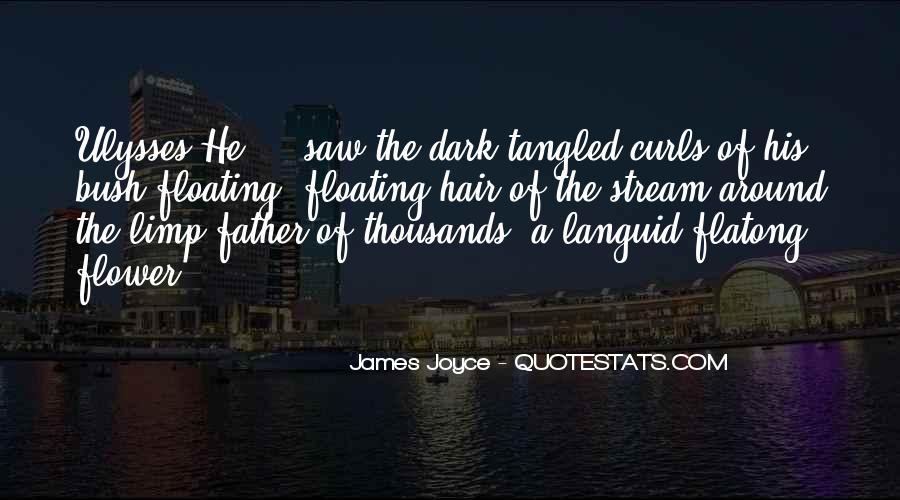 James Joyce Ulysses Quotes #974801