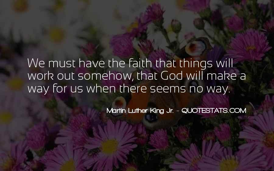 Quotes About Faith Martin Luther King Jr #134377