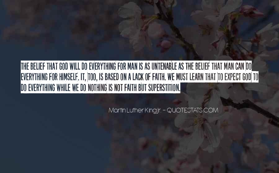 Quotes About Faith Martin Luther King Jr #1584227