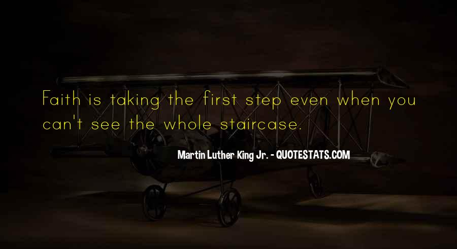 Quotes About Faith Martin Luther King Jr #1626908