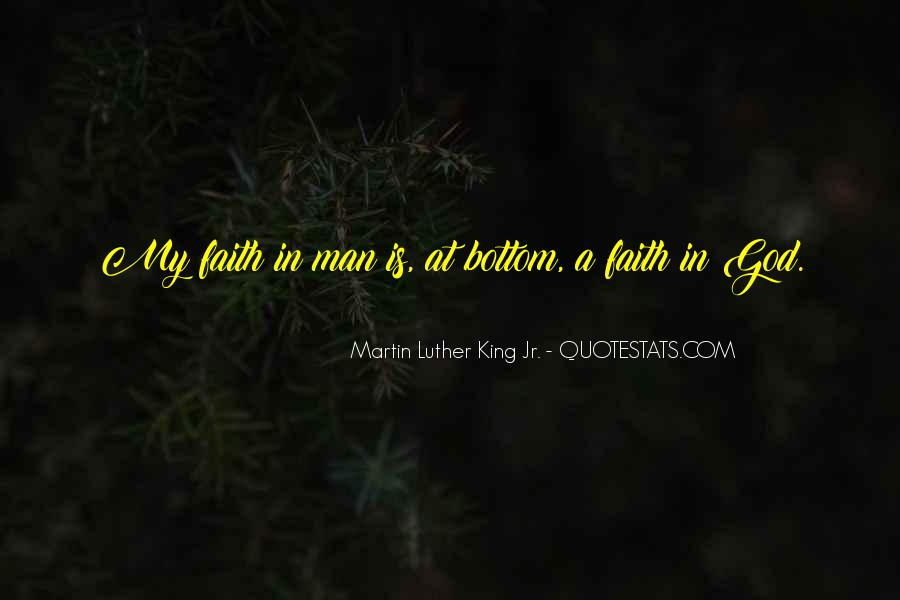 Quotes About Faith Martin Luther King Jr #442578
