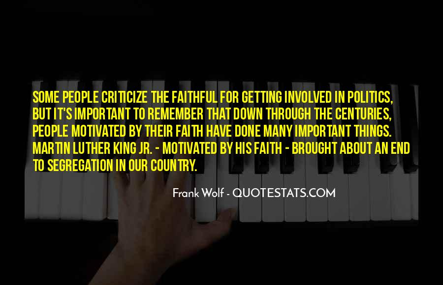 Quotes About Faith Martin Luther King Jr #861356