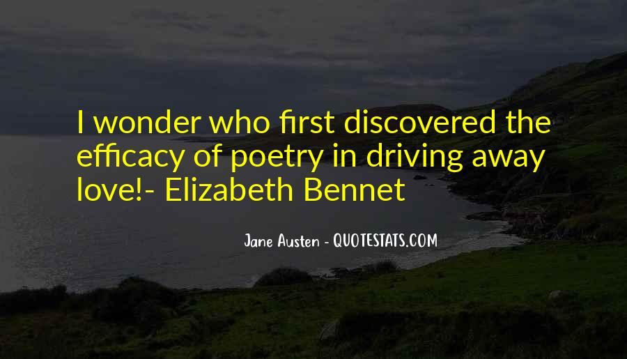 Jane Austen Mr Bennet Quotes #1047733