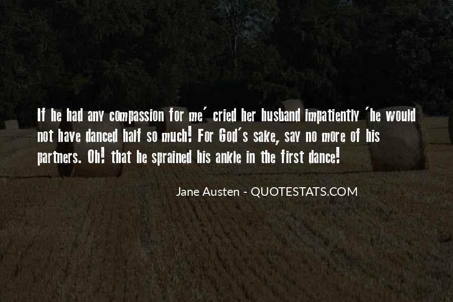Jane Austen Mr Bennet Quotes #1302412