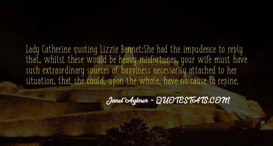 Jane Austen Mr Bennet Quotes #145391