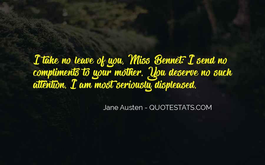 Jane Austen Mr Bennet Quotes #1659405