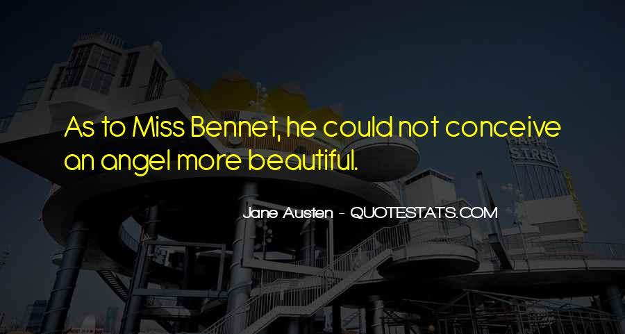 Jane Austen Mr Bennet Quotes #1724193