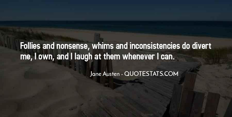 Jane Austen Mr Bennet Quotes #1813972