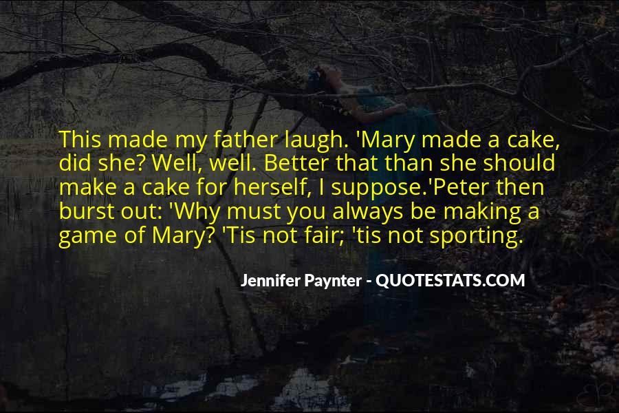 Jane Austen Mr Bennet Quotes #211209