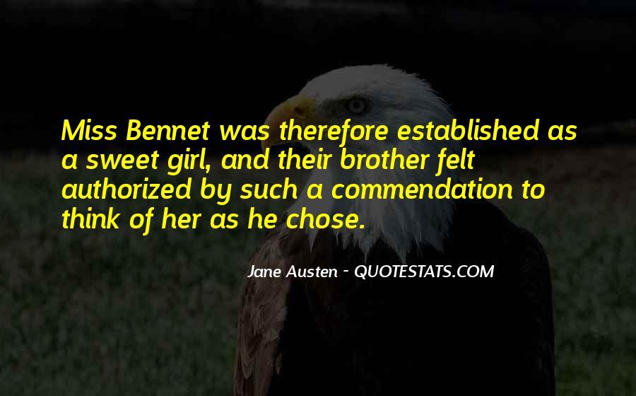 Jane Austen Mr Bennet Quotes #316439