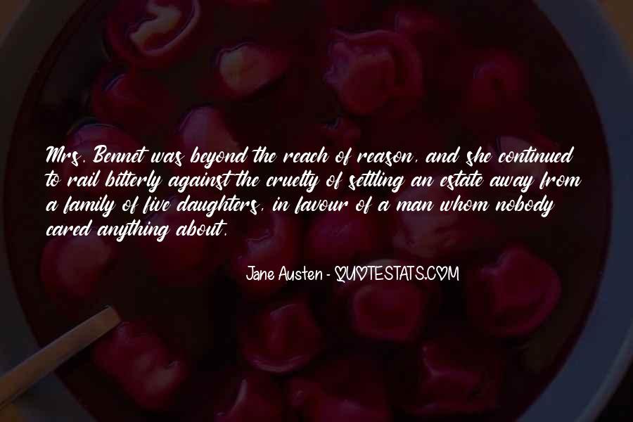 Jane Austen Mr Bennet Quotes #39044