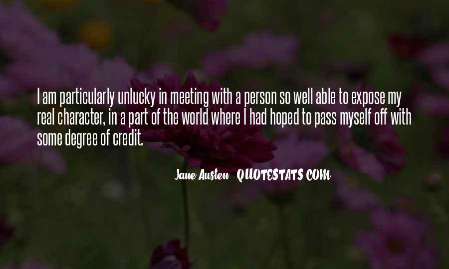 Jane Austen Mr Bennet Quotes #475338