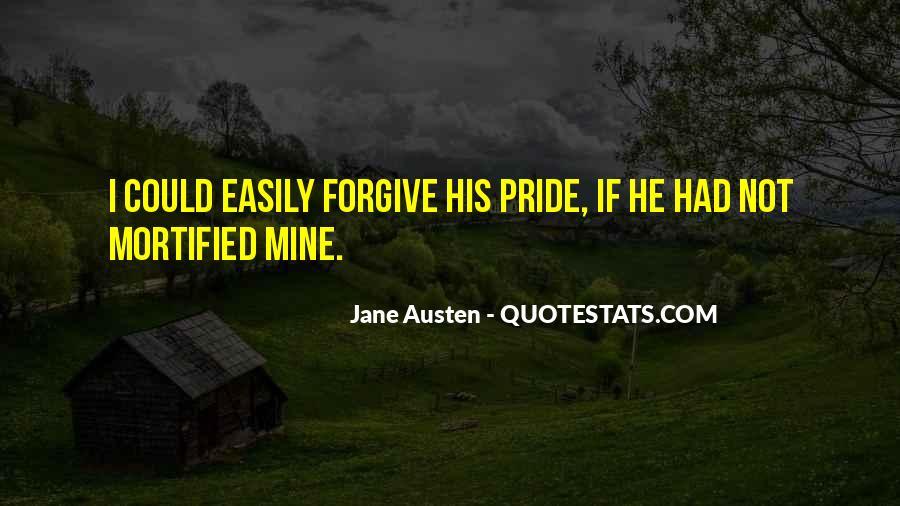 Jane Austen Mr Bennet Quotes #85359