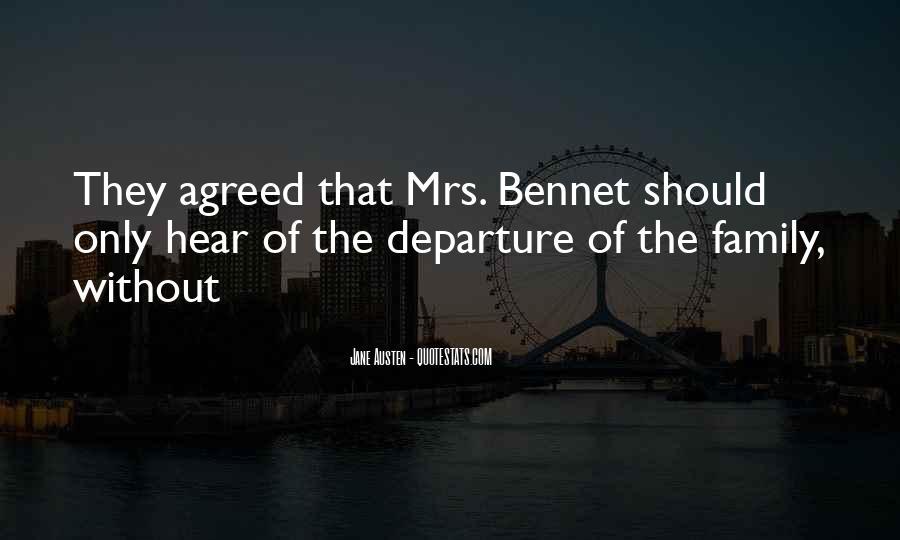Jane Austen Mr Bennet Quotes #859694