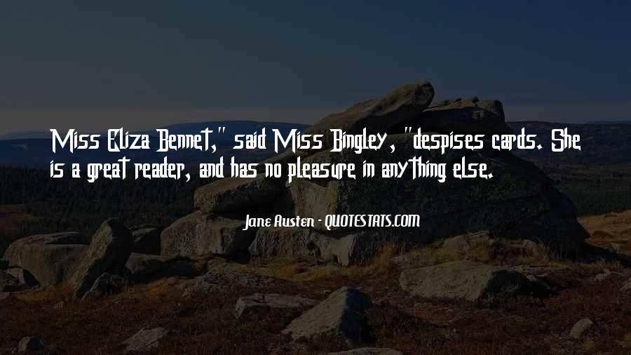 Jane Austen Mr Bennet Quotes #965124