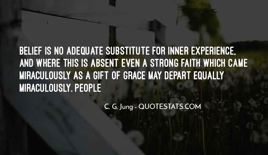 Quotes About Faith And Grace #113913