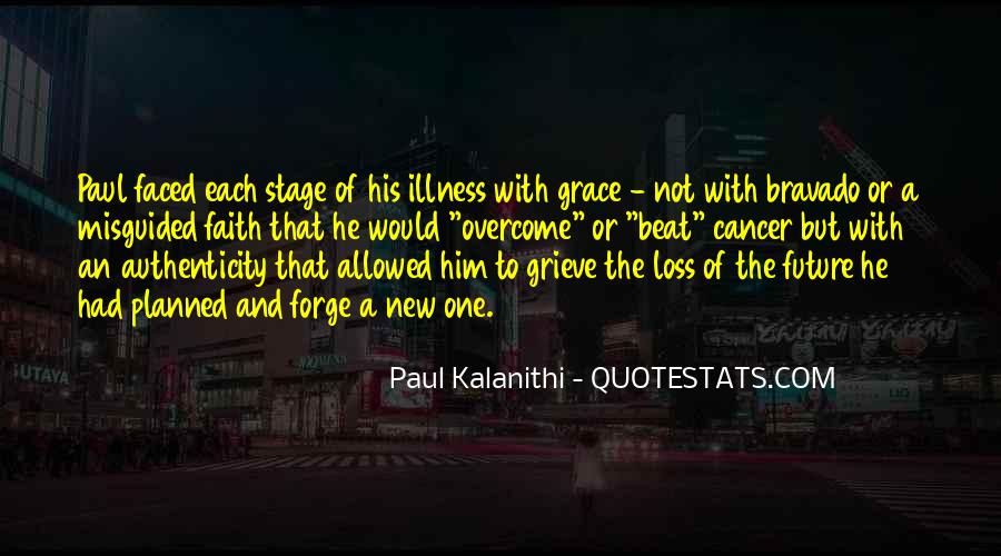 Quotes About Faith And Grace #188206