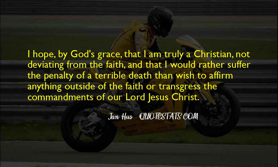 Quotes About Faith And Grace #220190