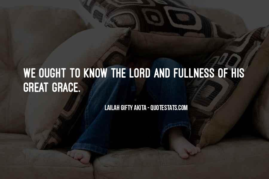 Quotes About Faith And Grace #221379
