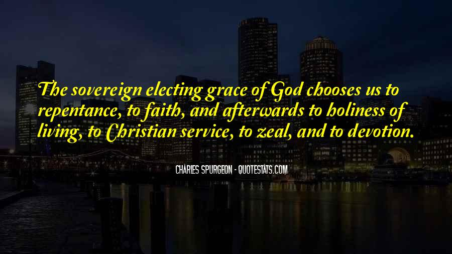 Quotes About Faith And Grace #228450