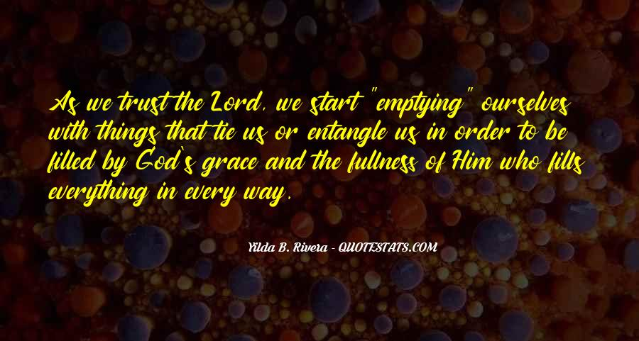 Quotes About Faith And Grace #23866