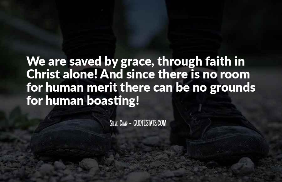 Quotes About Faith And Grace #292689