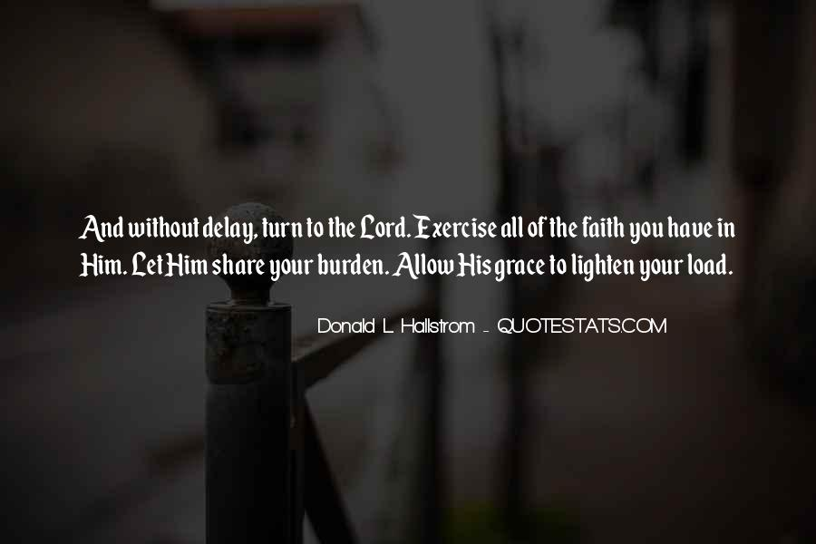 Quotes About Faith And Grace #386173