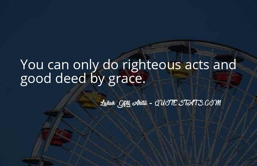 Quotes About Faith And Grace #512413