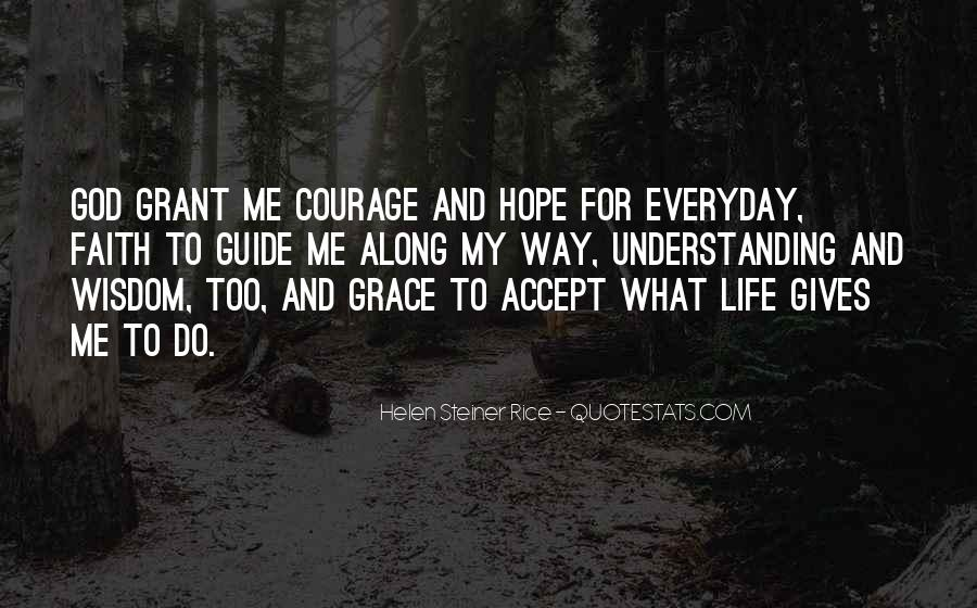 Quotes About Faith And Grace #701165
