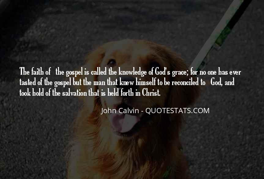 Quotes About Faith And Grace #705201