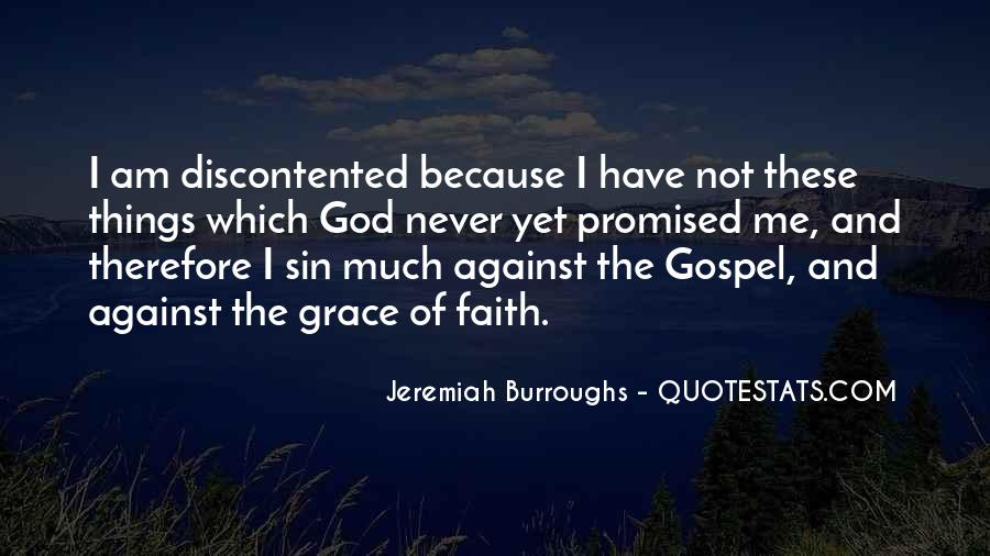Quotes About Faith And Grace #709955