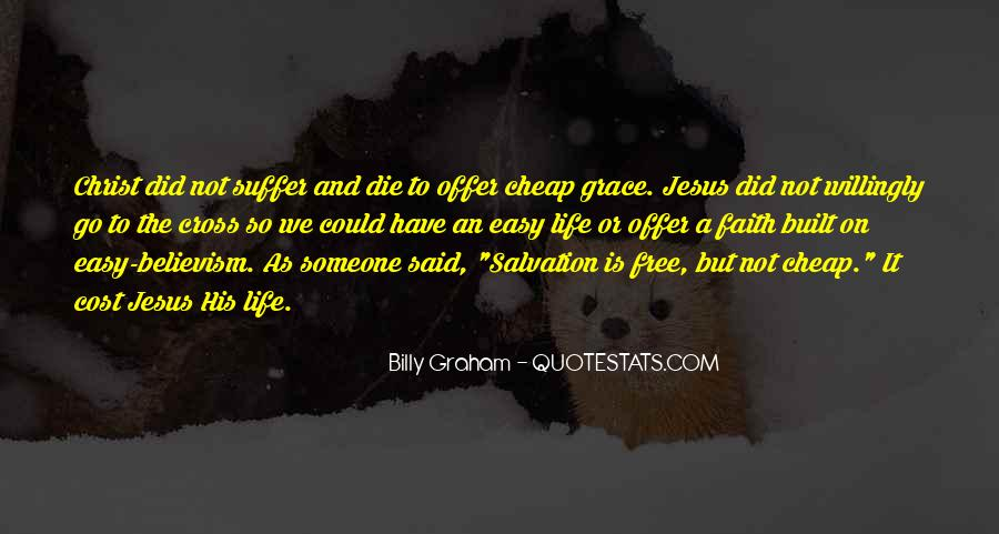 Quotes About Faith And Grace #755234