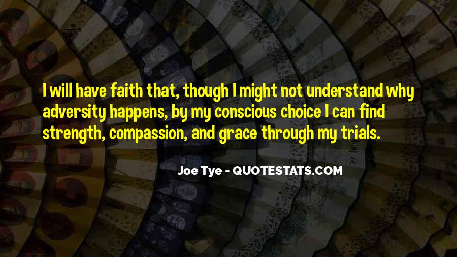 Quotes About Faith And Grace #788688
