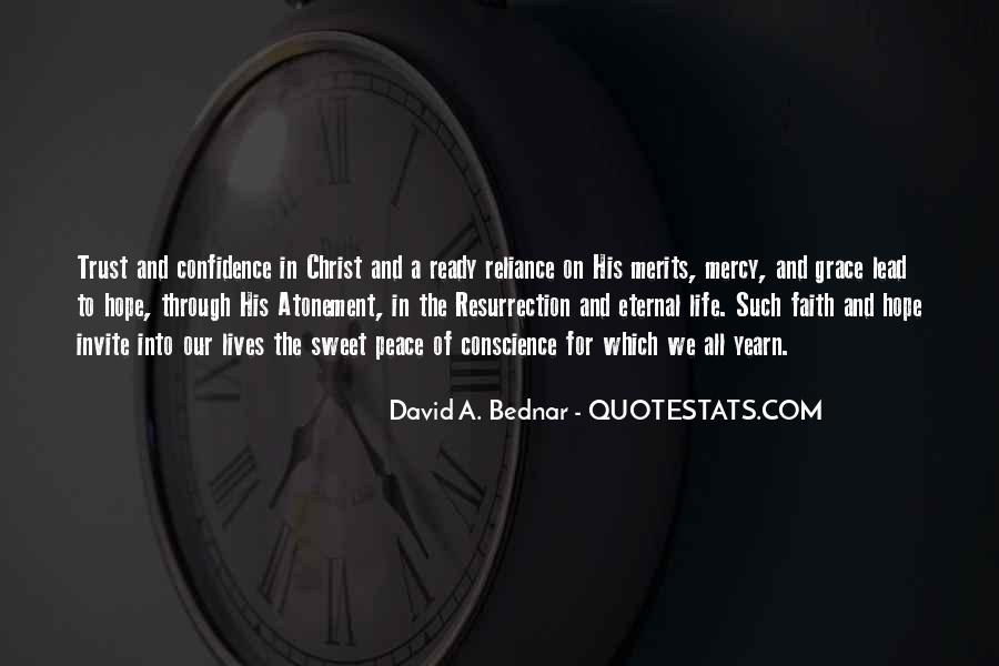 Quotes About Faith And Grace #797391