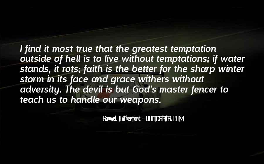 Quotes About Faith And Grace #804883