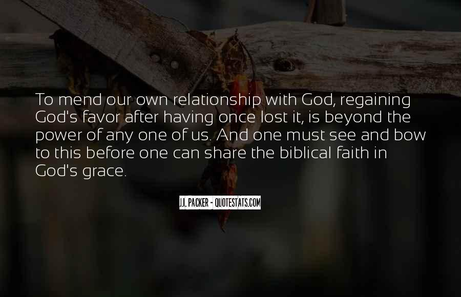 Quotes About Faith And Grace #82117