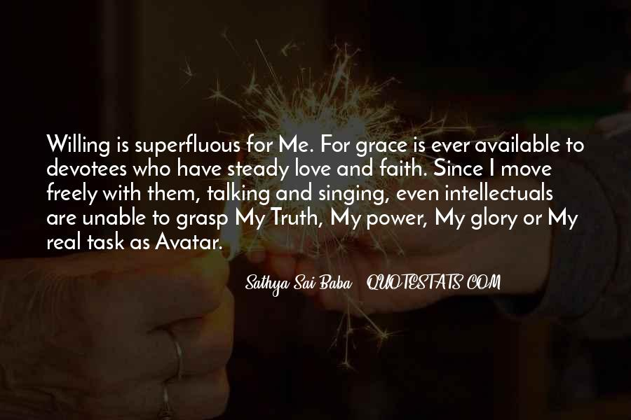 Quotes About Faith And Grace #824793