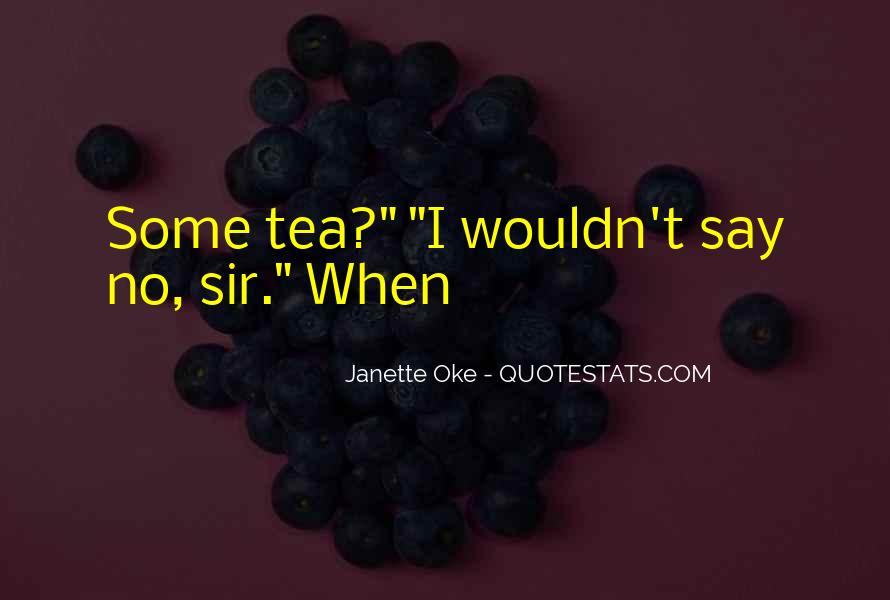Janette Quotes #757094