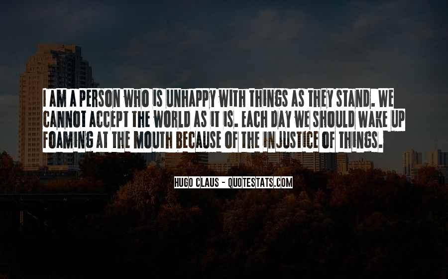 Quotes About Fairness Of Life #1445412