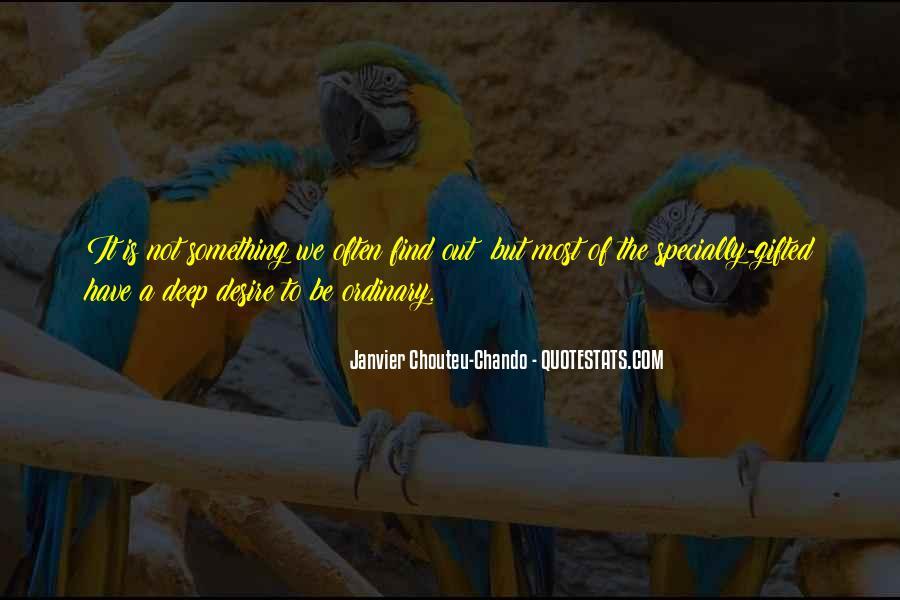 Janvier Quotes #1015869
