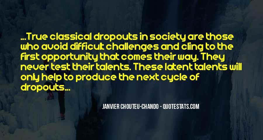 Janvier Quotes #640387