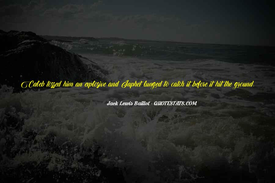 Japhet Quotes #1606851