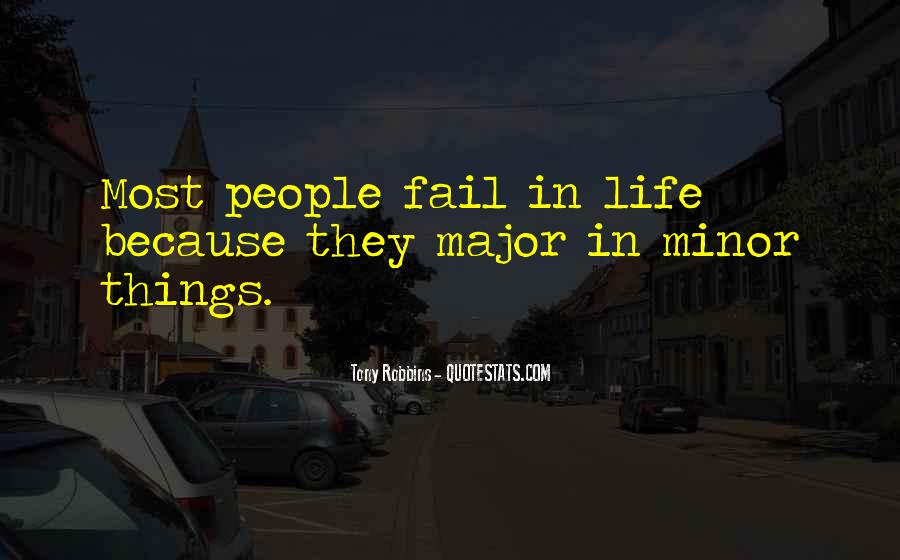 Quotes About Failing In Life #1725383