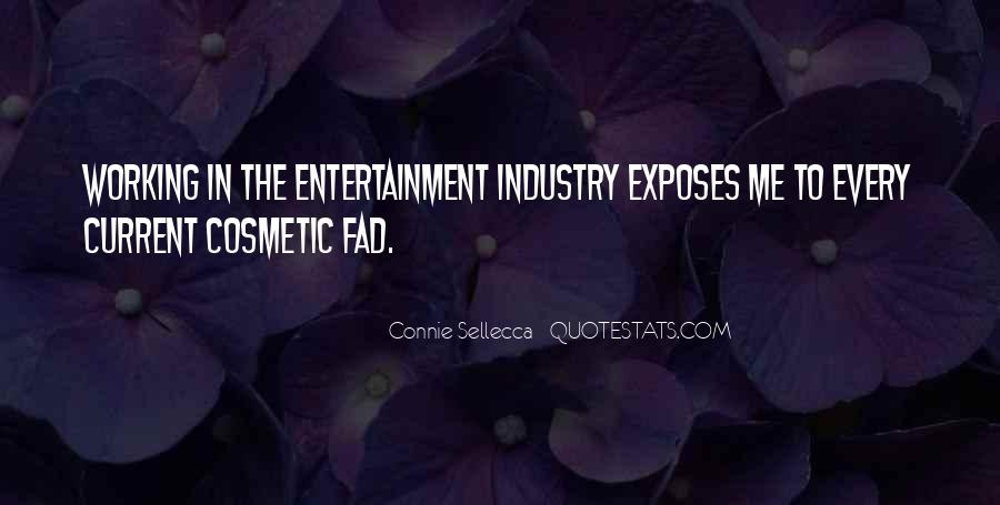 Quotes About Fad #754582