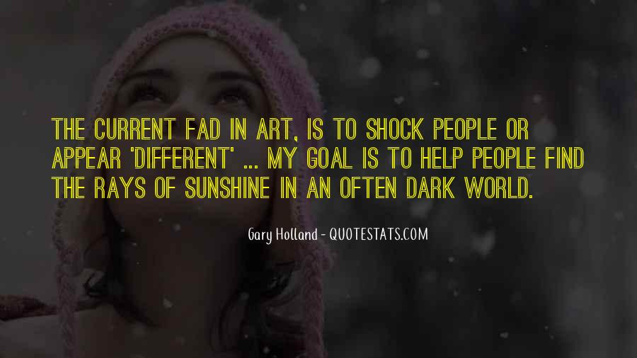 Quotes About Fad #772023